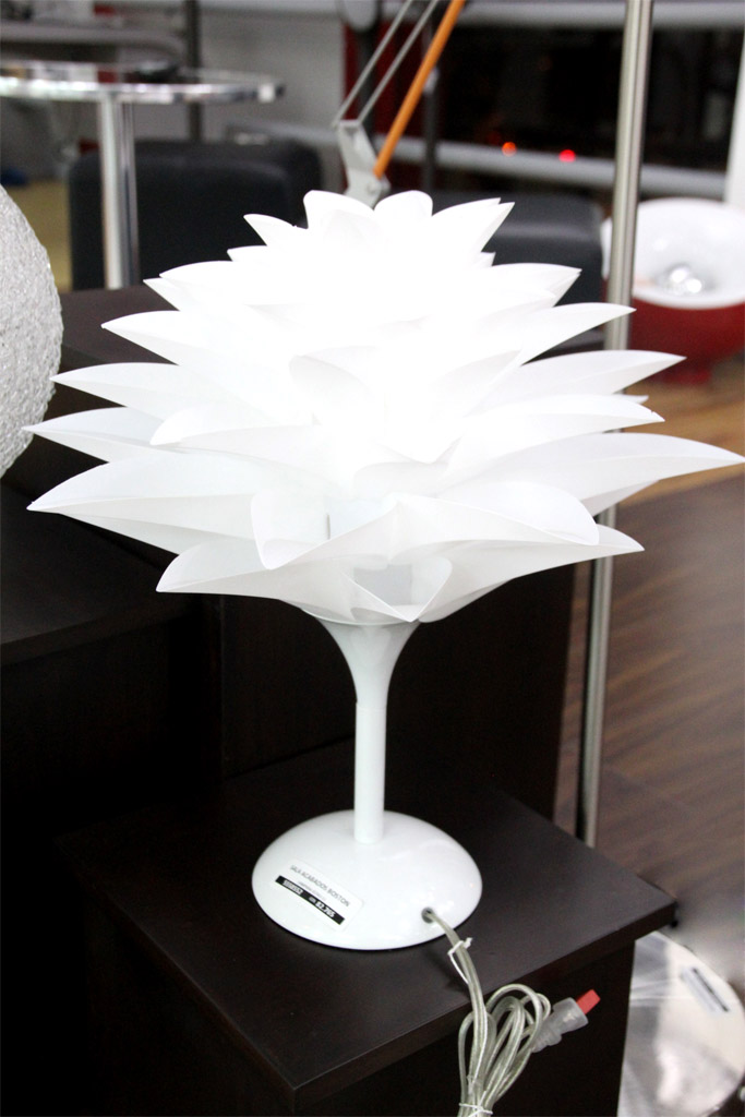 Lmparas de mesa pie y escritorio Costa Rica