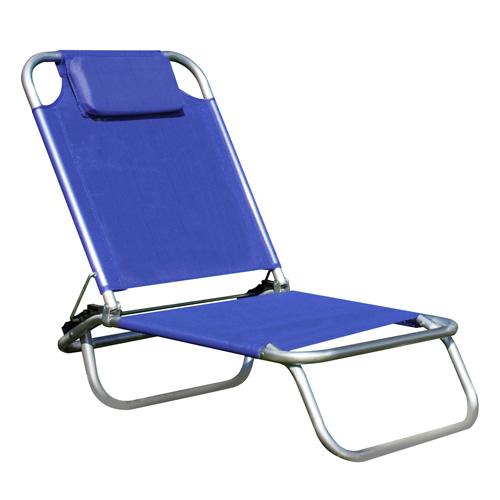 Playa Sillas PAPILLON Silla playa asiento bajo reclinable