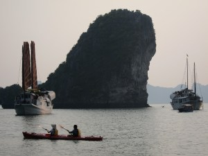 A Luxurious Junk Boat Cruise of Halong Bay