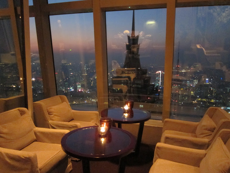 Afternoon Tea In Shanghai 87 Floors Up Ferreting Out