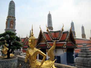 Wat Phra Kaew and the Grand Palace, Bangkok