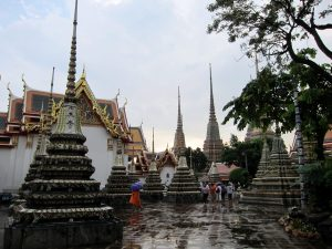 Wat Pho and the Reclining Buddha of Bangkok