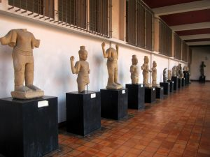 The National Museum of Thailand