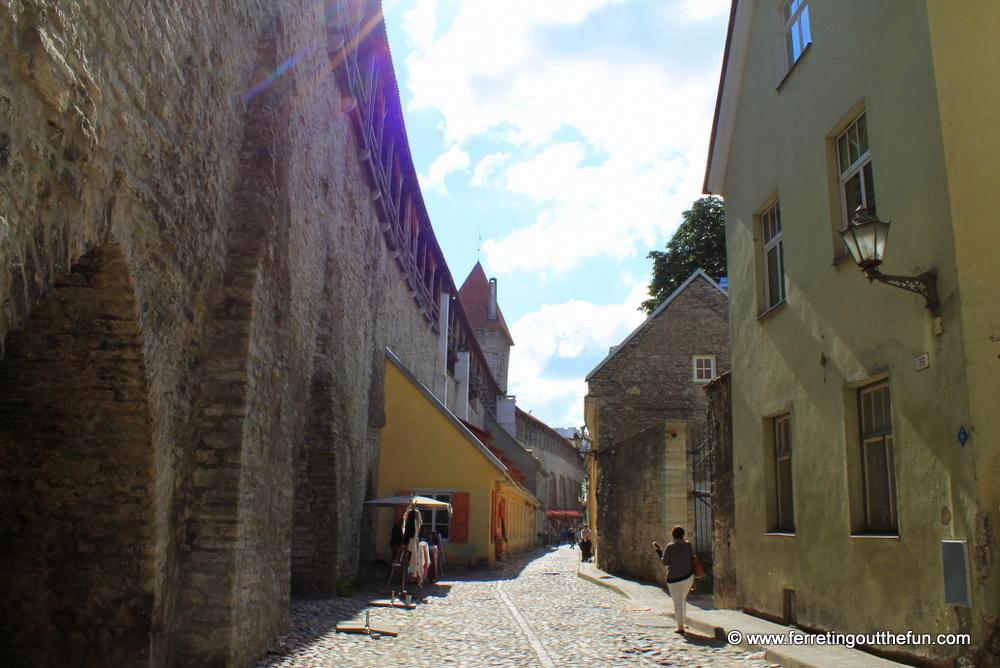 Tallinn Medieval Walls