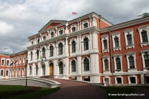Searching for Beauty in Jelgava, Latvia