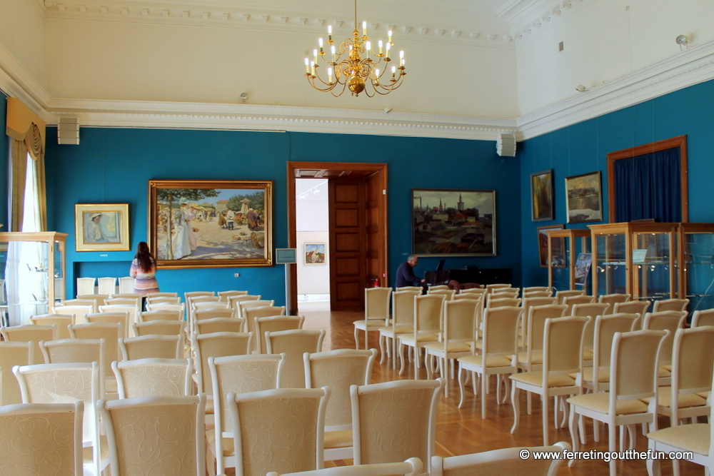 Jelgava history and art museum