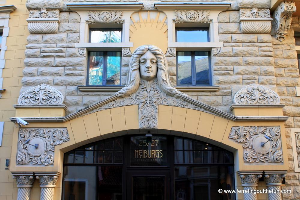 Neiburgs Riga