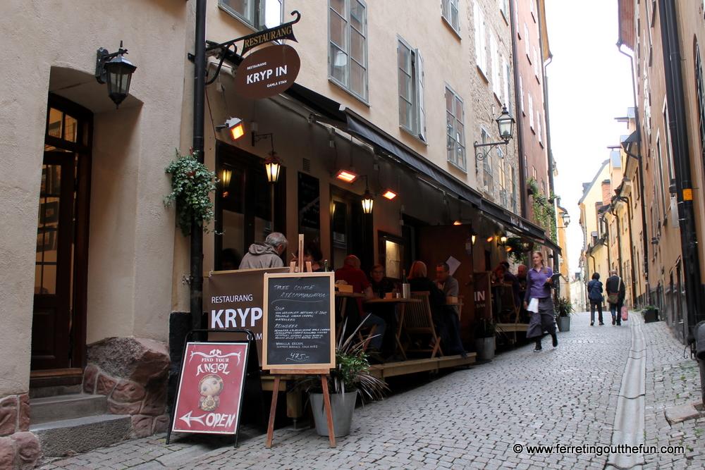 Kryp In Stockholm