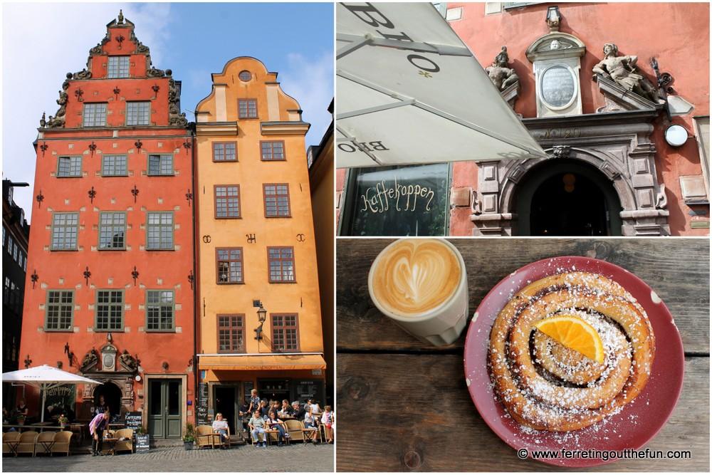 Kaffeekoppen Stockholm