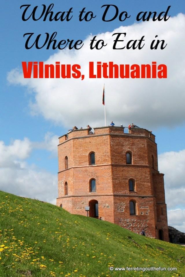 Vilnius Travel Guide