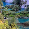 Autumn in Plitvice Lakes Croatia