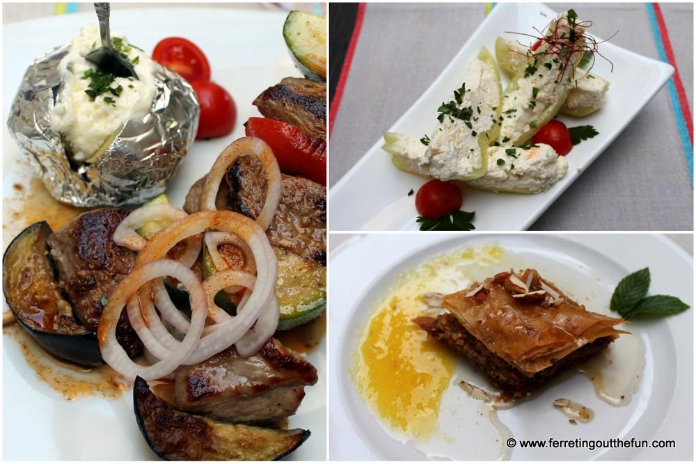 Bosnian food