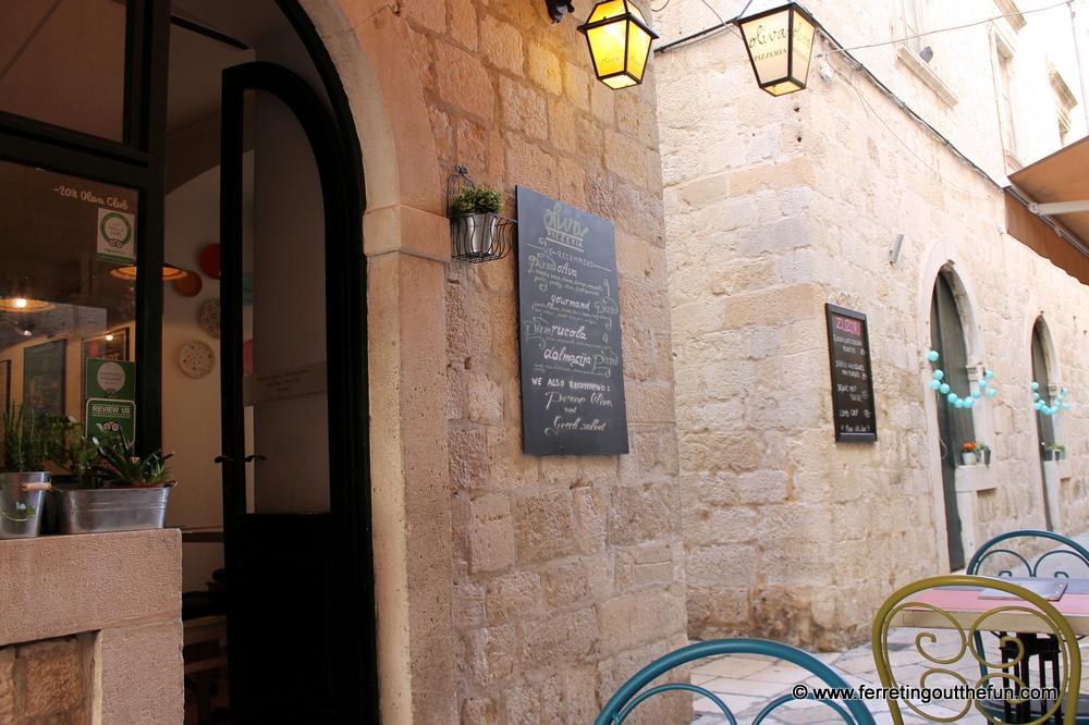 Oliva Pizzeria Dubrovnik