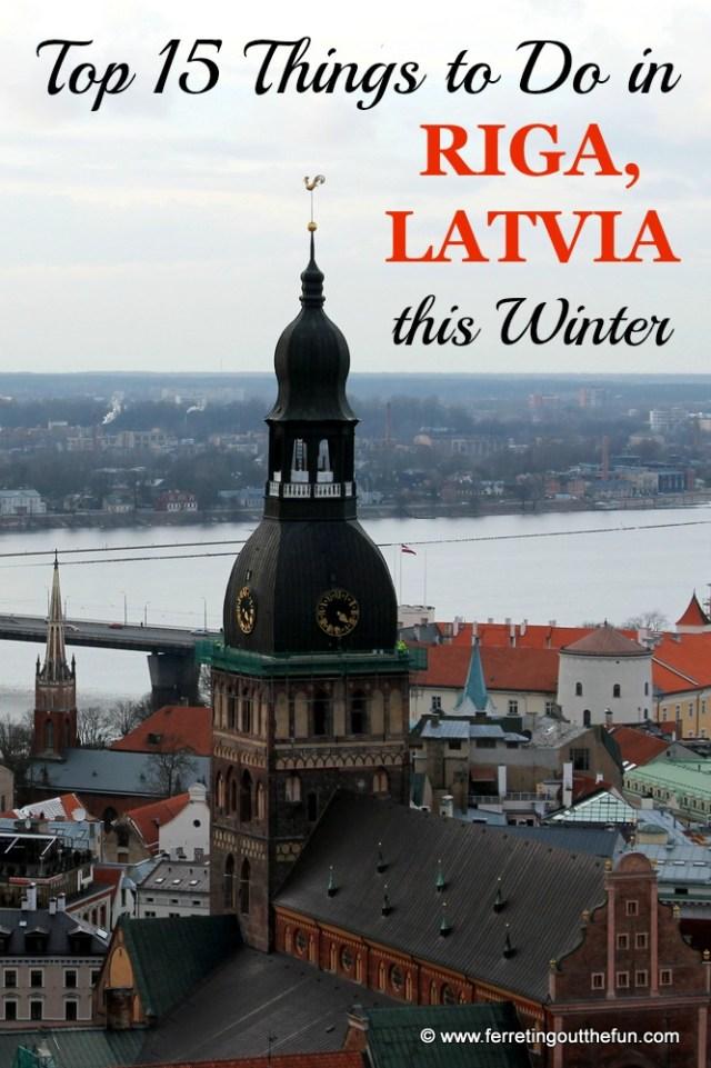Riga Winter Travel Guide