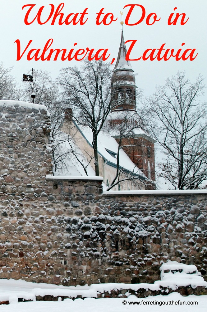 Valmiera Travel Guide