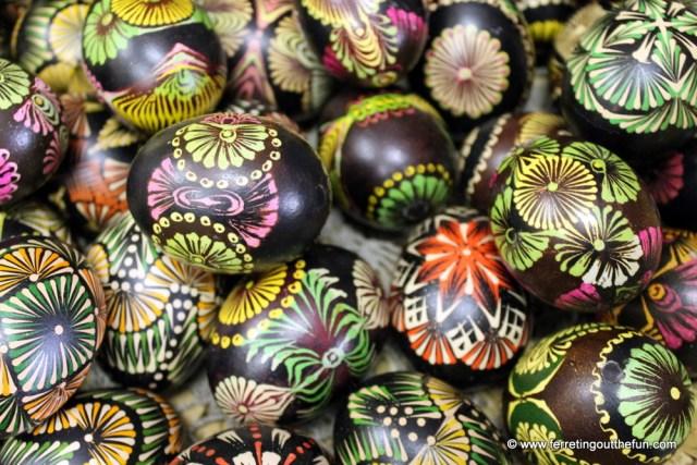 Lithuanian Easter eggs