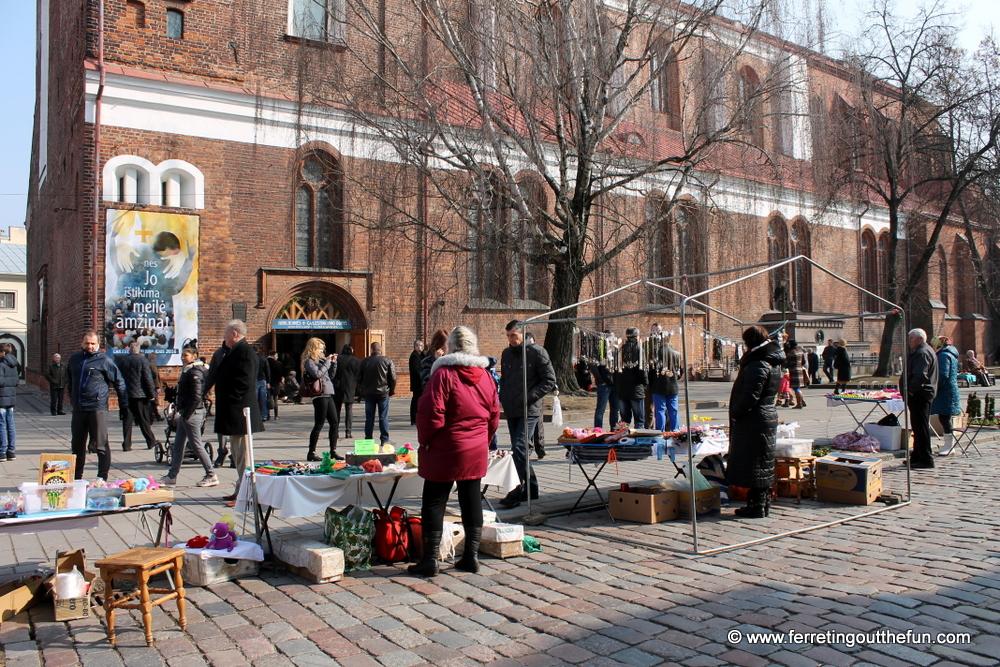 Kaunas Easter fair
