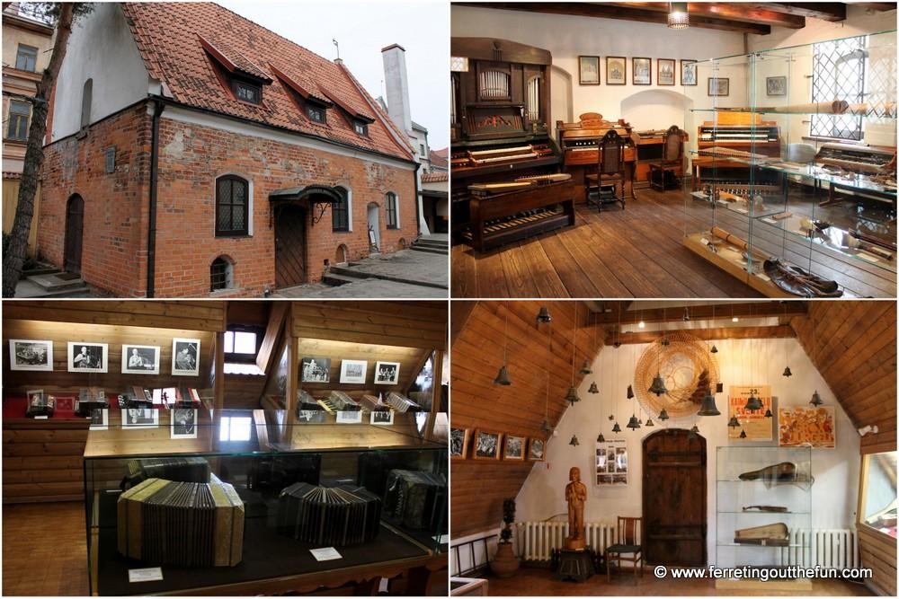 Museum of Lithuanian Folk Instruments Kaunas
