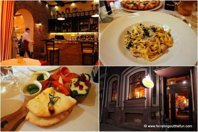 Piccola Italian Restaurant Kaunas