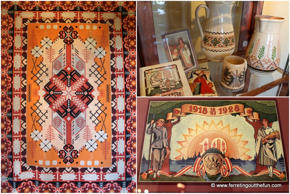 Latvian handicrafts