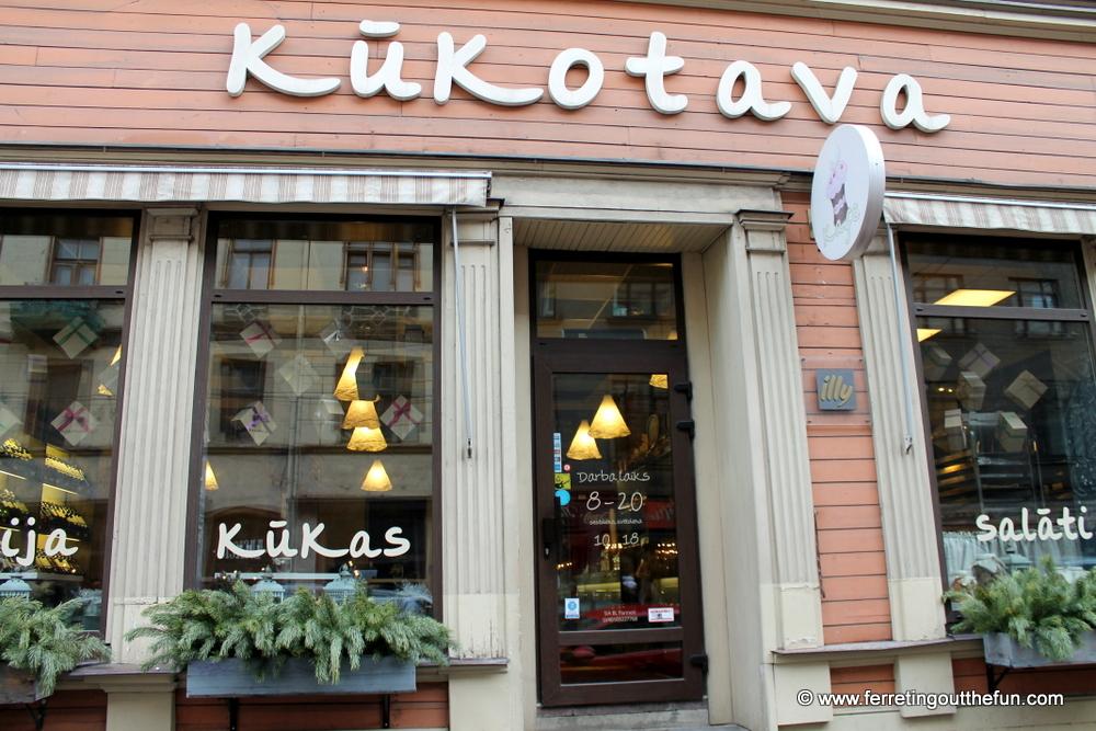 Kukotava Riga