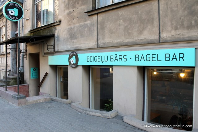 Riga Big Bad Bagels