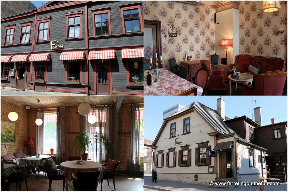 Riga Fazenda Cafe