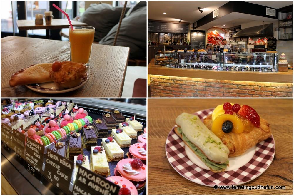 Best Cafe in Old Riga