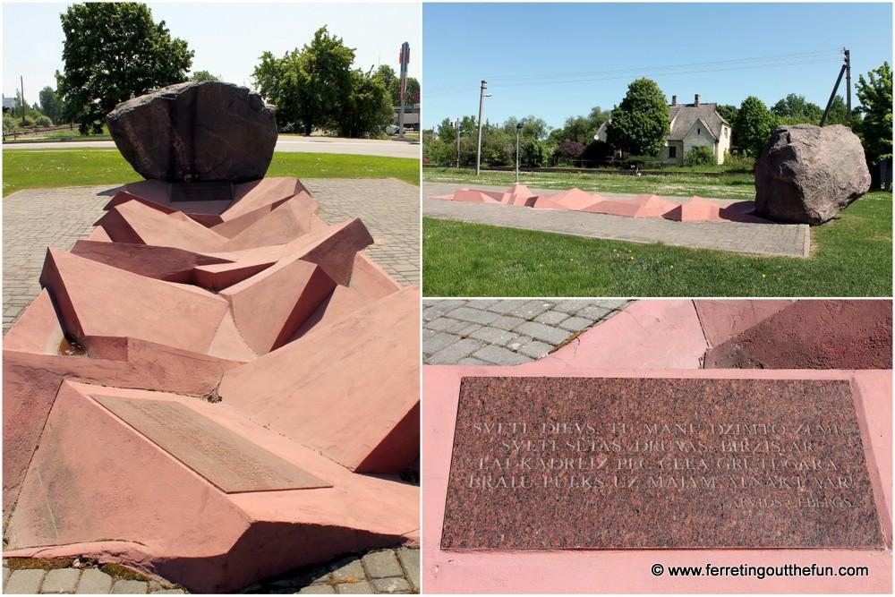 Dobele Communism Memorial