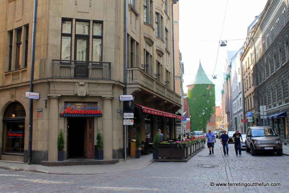 Monterosso Riga