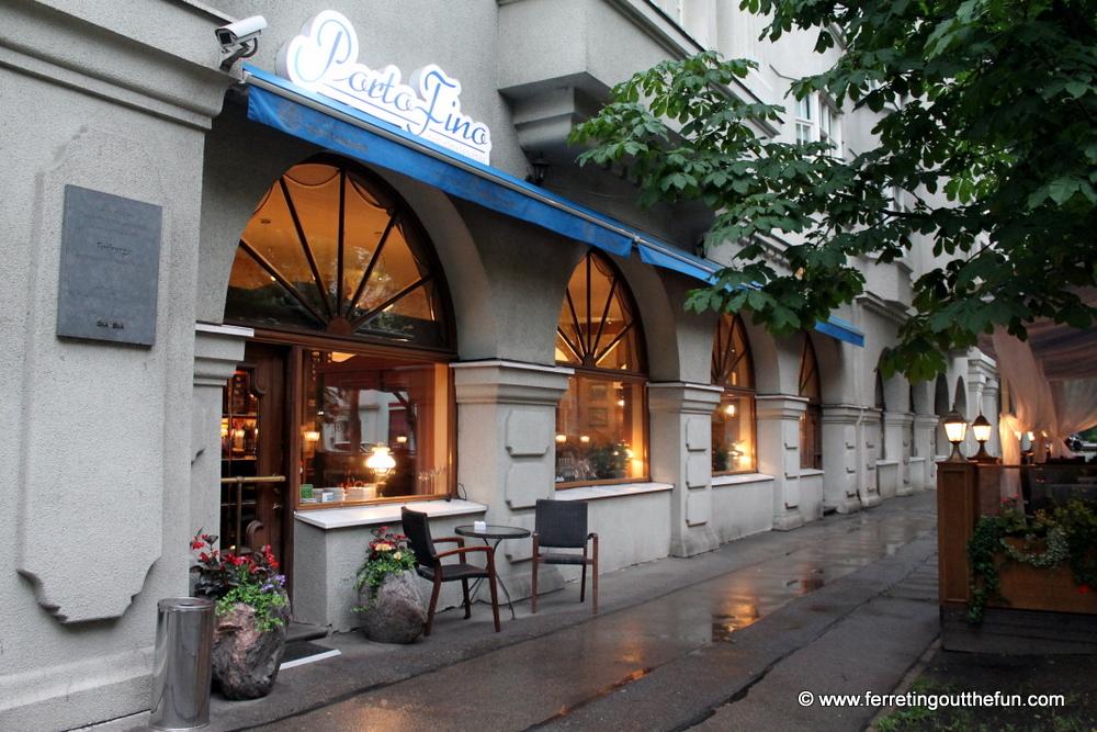 Portofino Restaurant Riga