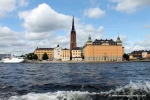 Island Hopping in Stockholm, Sweden