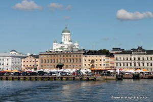 Falling in Love with Helsinki, Finland