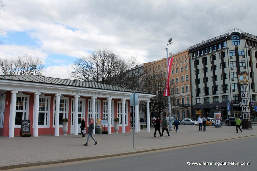 Kolonade Riga