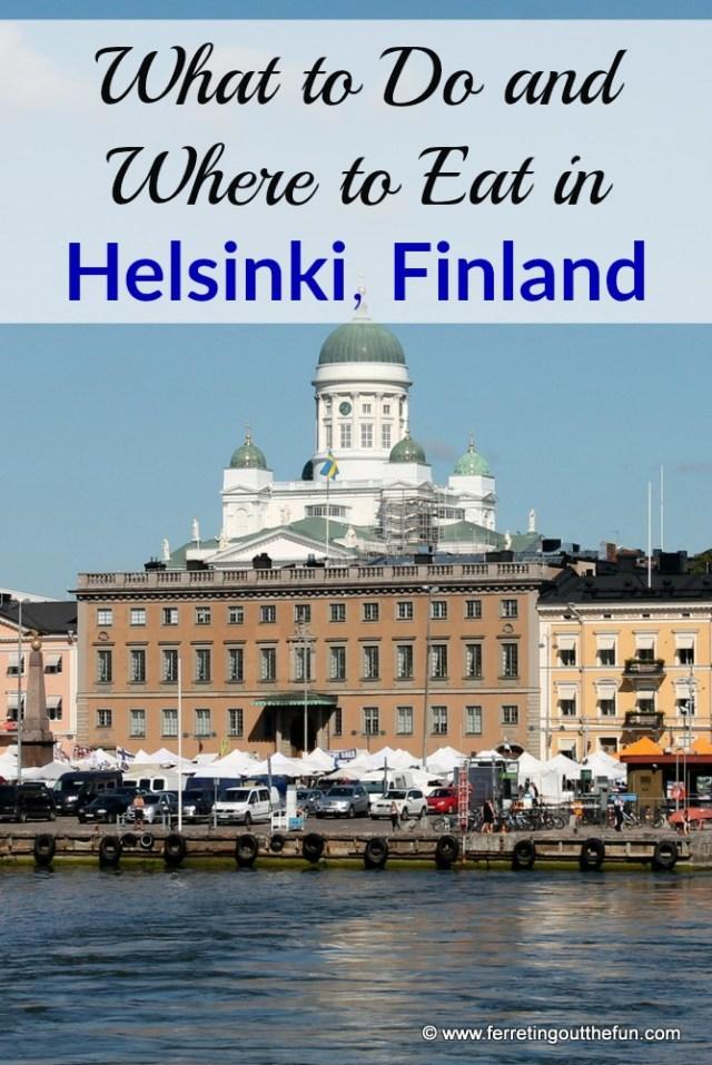 48 Hours in Helsinki, Finland