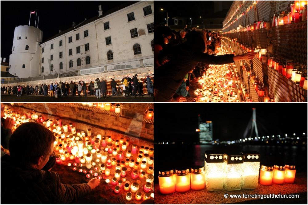 Lacplesis Day Riga