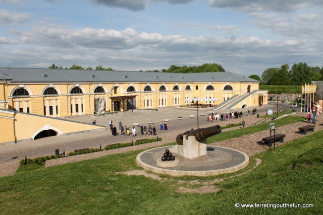 Daugavpils Mark Rothko Centre