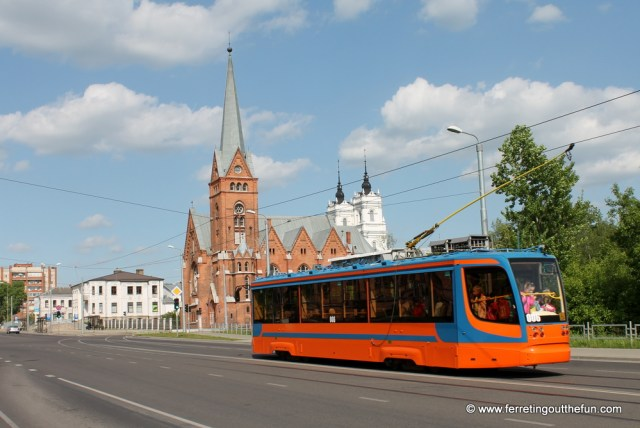 Daugavpils Church Hill