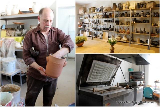 Latgale pottery center Daugavpils