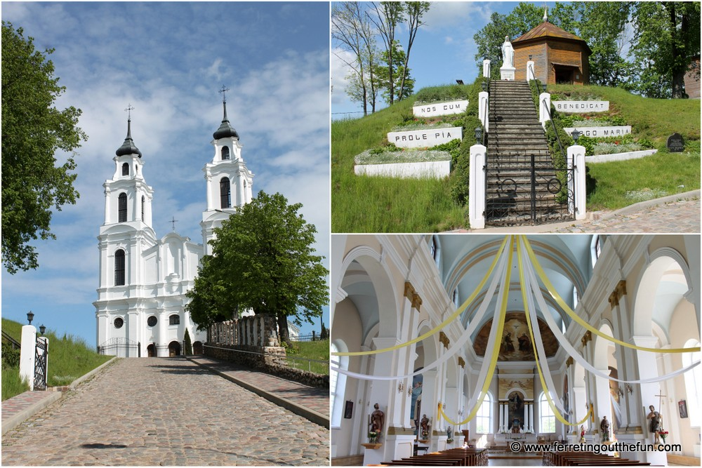 Ludza Catholic Church