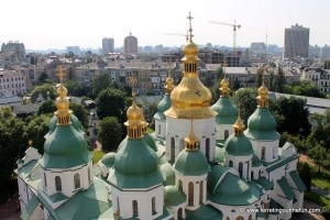 Crazy for Kyiv: My Four Days in Ukraine