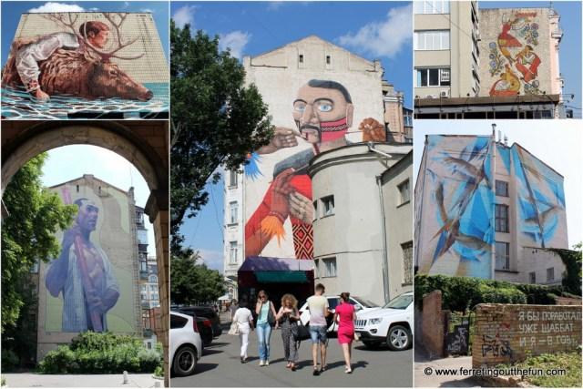 Kyiv Street Art