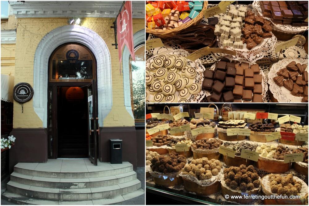 Lviv Handmade Chocolate Kiev