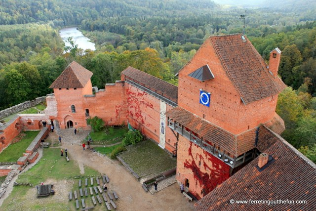turaida castle latvia