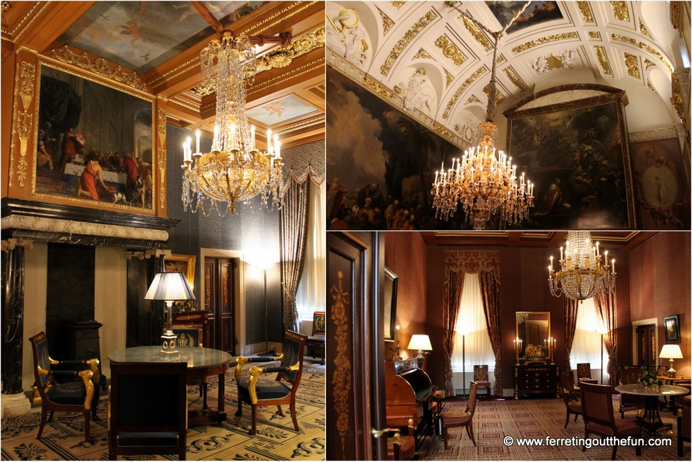 amsterdam royal palace tour