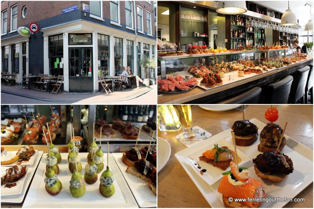 la oliva amsterdam restaurant