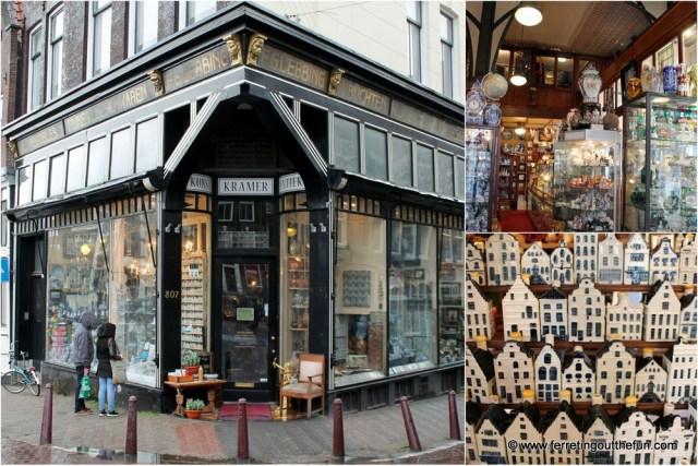 kramer antiques amsterdam