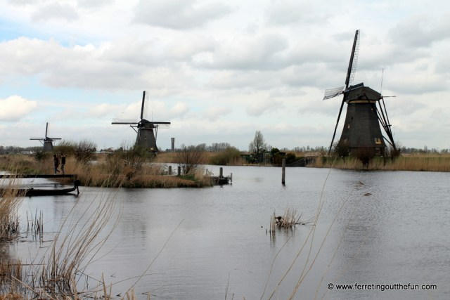 Kinderdijk UNESCO site