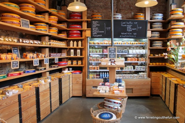 amsterdam cheese shop