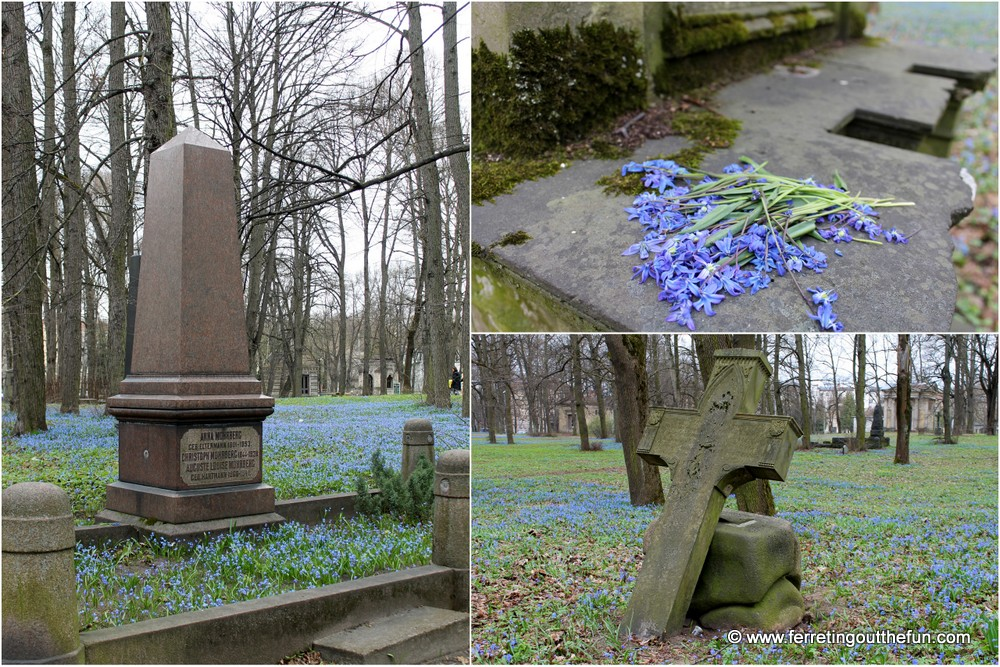 Great Cemetery Riga